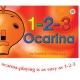 1-2-3 Ocarina Class Music Book