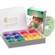 4-hole Rainbow Box with Book 1 + CD