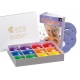 6-hole Rainbow Box + Book 4 + CD