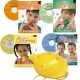 Yellow 4-hole Oc with Book 1, Book 2, Carols, Songs of Praise + CDs