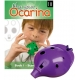 Ocarina and Book 1