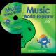 Adventurous Music-Making World-Explorer with CD