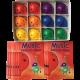 4-hole Box + Music Zero-to-Hero Books
