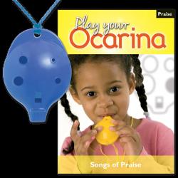 4-hole Oc with Play Your Ocarina Songs of Praise
