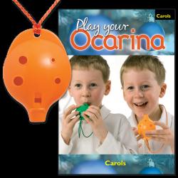 4-hole Oc with Play Your Ocarina Carols