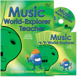 Music World-Explorer Class Pack