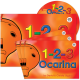 24 x 1-2-3 Ocarina + Free CD Edition
