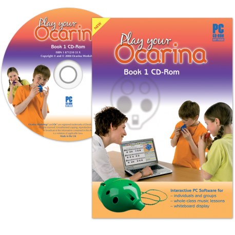 CD-ROM Software, Book 1