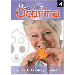 Play your Ocarina Book 4 'Finishing Touches'