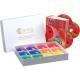 4-hole Rainbow Box with Zero-to-Hero + CD