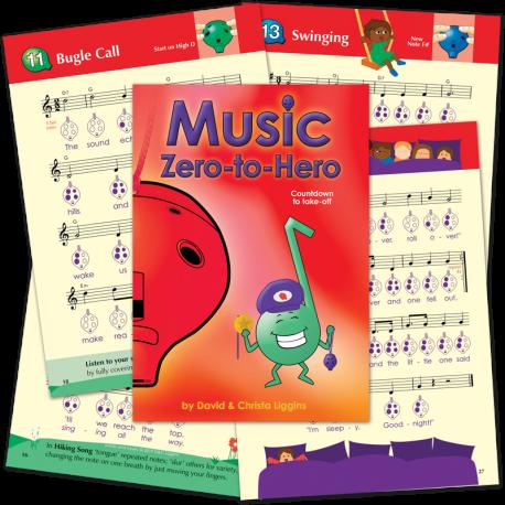 Music Zero-to-Hero Pages