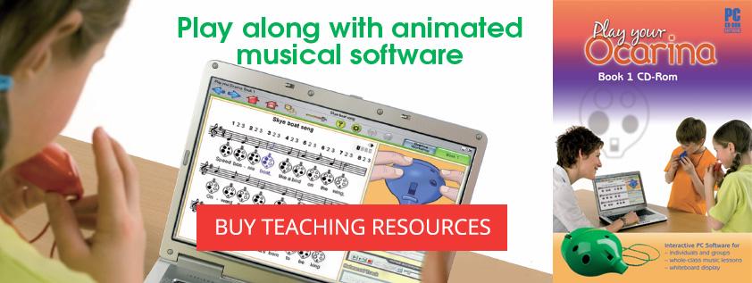 Ocarina Teaching Resources