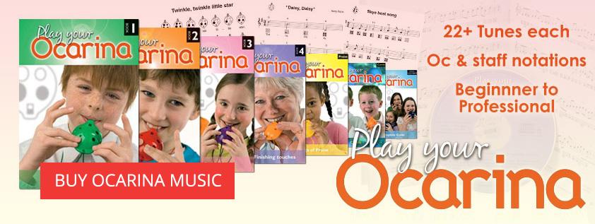 Buy Ocarina Music