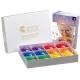 6-hole Rainbow Box + Book 4