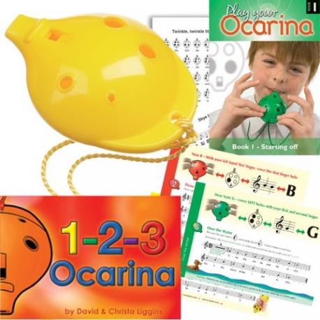1-2-3 Ocarina Trial Pack