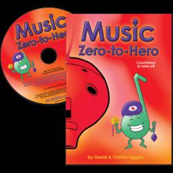 Adventurous Music-Making Music Zero-to-Hero + CD