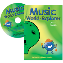 Adventurous Music-Making Music World-Explorer + CD