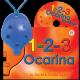 4-hole Oc with 1-2-3 Ocarina and CD