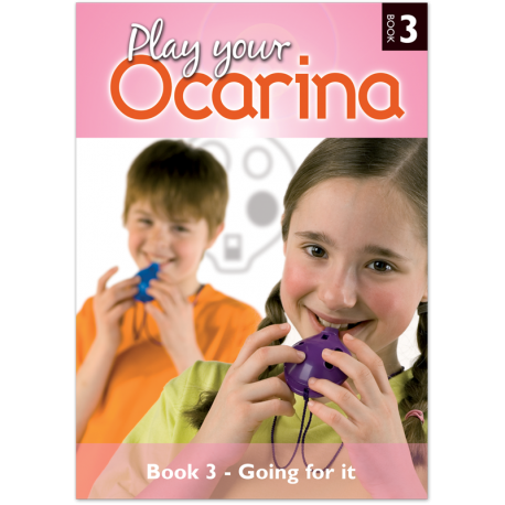 Play your Ocarina Book 3 'Going for it'