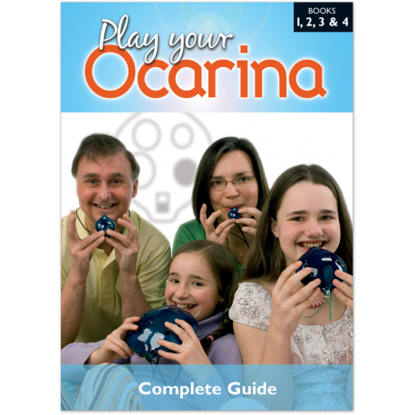 Play your Ocarina Complete Book