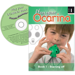 Play your Ocarina Book 1 + CD
