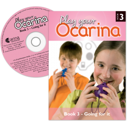 Play your Ocarina Book 3 + CD
