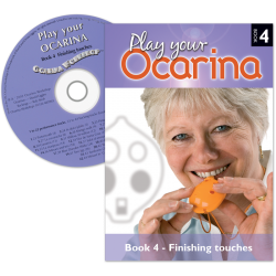 Play your Ocarina Book 4 + CD