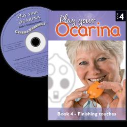Play your Ocarina Book 4 + CD