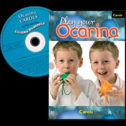 Play your Ocarina Carols + CD