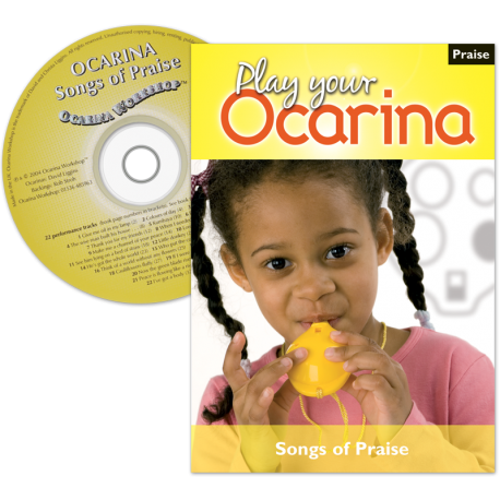 Play your Ocarina Songs of Praise + CD