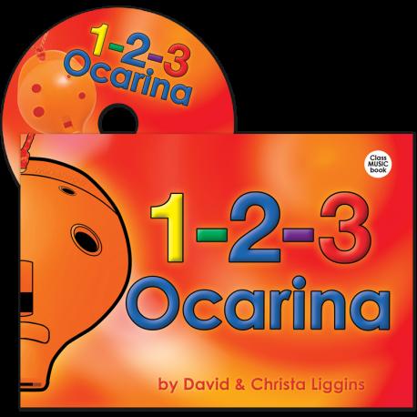 1-2-3 Ocarina + CD
