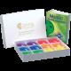 4-hole Rainbow Box with Music World-Explorer