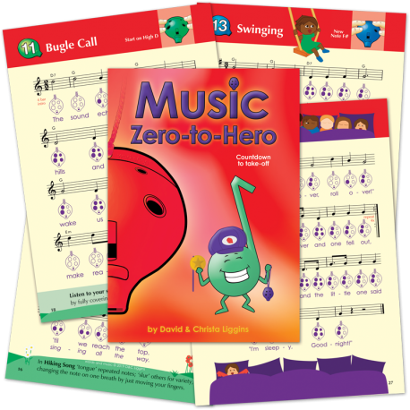 Music Zero-to-Hero Pages
