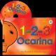 1-2-3 Ocarina & CD