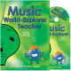 Music World-Explorer Teacher with CD and Class Music Book