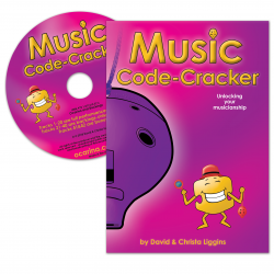 Adventurous Music-Making Music Code-Cracker + CD