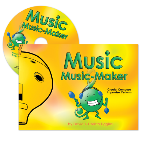Adventurous Music-Making Music-Maker + CD