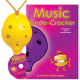 Yellow 4-hole Oc with Music Code-Cracker and CD