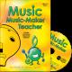Music Music-Maker Teacher and CD