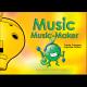 Music Music-Maker Class Music Book