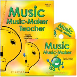 Music Music-Maker Teacher and Pupil books