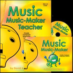 Music Music-Maker Teacher and Pupil books