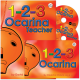 1-2-3 Ocarina Teacher + Pupil + CDs