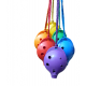 Ocarina Beginner Star Buy 36 Rainbow Ocarinas