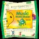 4-hole Rainbow Box with Music Music-Maker