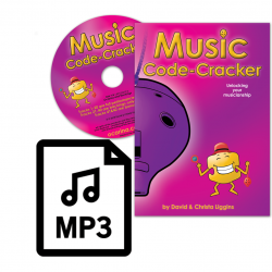 Music Code-Cracker MP3 Tracks