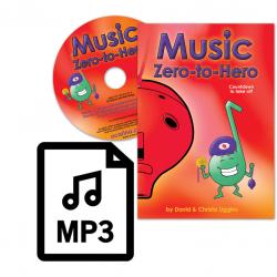 Music Zero-to-Hero MP3 Tracks