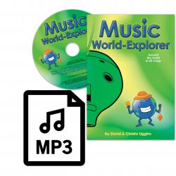 Music World-Explorer MP3 Tracks