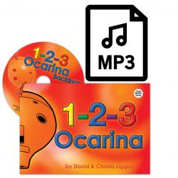 1-2-3 Ocarina MP3 Tracks