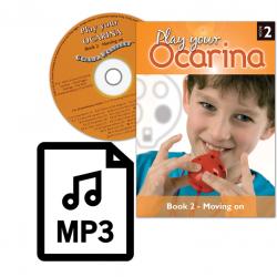 Play your Ocarina Book 2 MP3 Tracks